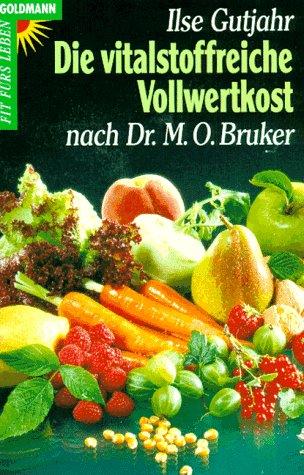 Vollwertkost Frischkkornbrei Dr Bruker Ggb